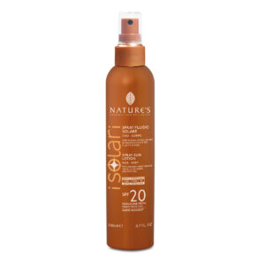 Nature's i solari Spray Fluido Viso Corpo spf20 200ml