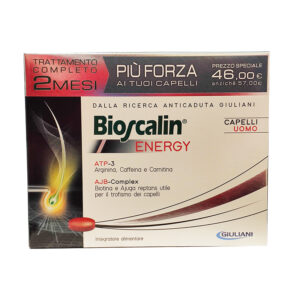 Bioscalin Energy 60 Compresse 2 Mesi