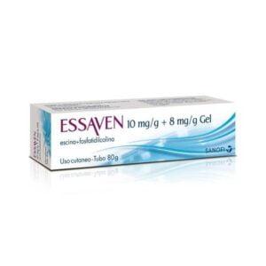 Essaven Gel 10mg/g + 8mg/g Escina Fosfatidilcolina 80g