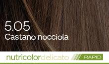 BioKap Nutricolor Delicato Rapid 5.05 Castano Nocciola