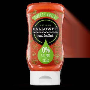 Callowfit Salsa 0% Grassi e Zuccheri 300ml Gusto Sweety Chili