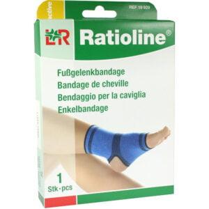 Ratioline Bendaggio per Caviglia Tg M