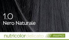 BioKap Nutricolor Delicato Rapid 1.0 Nero Naturale