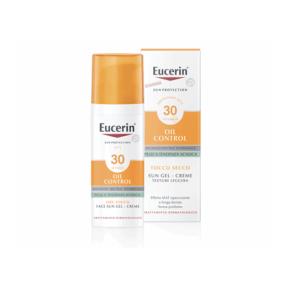 Eucerin Oil Control Sun Gel-Creme Tocco Secco SPF 30 50ml