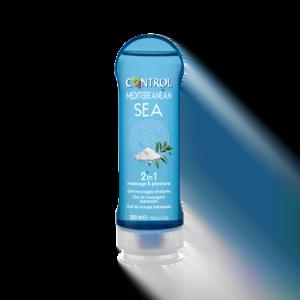 Control MEDITERRANEAN SEA 2 in 1 Massage & Pleasure 200ml