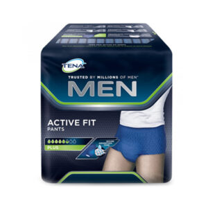 Tena Men Active Fit Pants Plus Taglia L 8pz