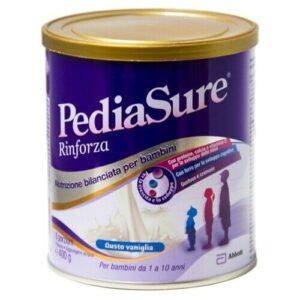 PediaSure Rinforza Vaniglia Nutrizione Bilanciata per Bambini 400g