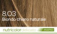 BioKap Nutricolor Delicato Rapid 8.03 Biondo Chiaro Naturale