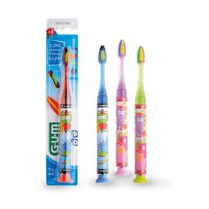 Gum Spazzolino Light Up 7-9 anni