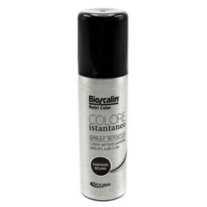 Bioscalin Nutri Color Colore Istantaneo Spray Ritocco Castano Scuro 75ml