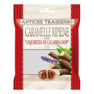 Antiche Tradizioni Caramelle Ripiene alla Liquirizia Calabria DOP 60gr