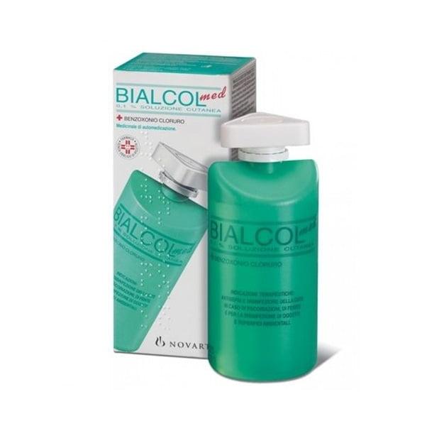 Bialcol Med Soluzione Cutanea 300 ml 0,1%