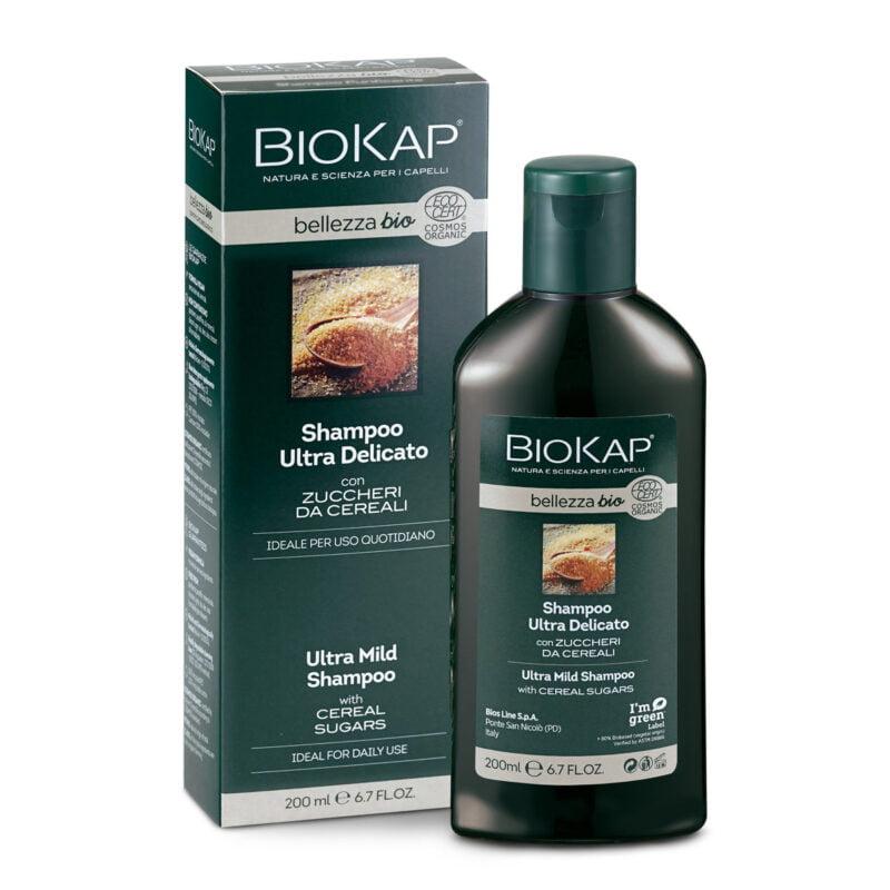BioKap Bellezza Bio Shampoo Ultra Delicato 200ml