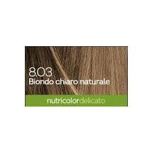 Biokap Nutricolor Delicato 8.03 Biondo Chiaro Naturale