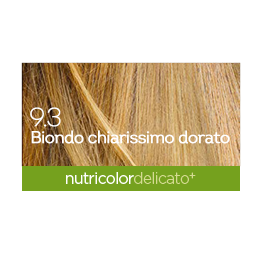Biokap Nutricolor Delicato +9.3 Biondo Chiarissimo Dorato
