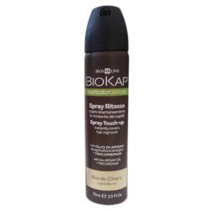 Biokap Nutricolor Delicato Spray Ritocco Biondo Chiaro