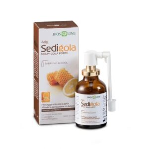 Bios Line Apix Propoli Sedigola Spray Gola Forte 30ml