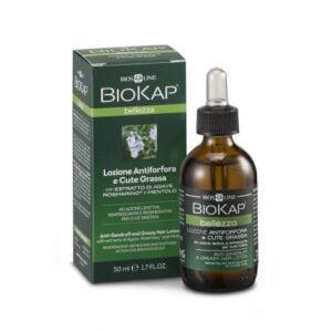 Bios Line BioKap Lozione Antiforfora Cute Grassa 50ml