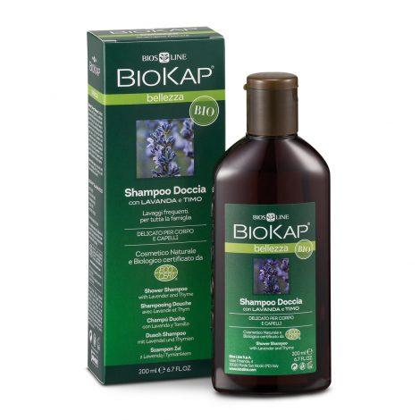 Bios Line BioKap Shampoo Doccia Ecobiologico 200ml