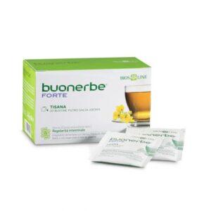 Bios Line Buonerbe Regola Tisana 20bustine filtro