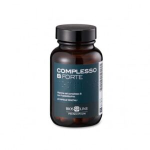 Bios Line Principium Complesso B Forte 60cps