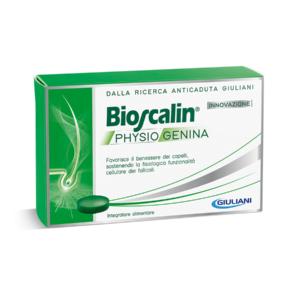 Bioscalin Physiogenina 30 Compresse Anticaduta