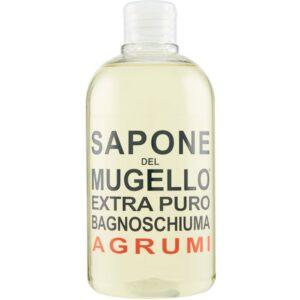 Sapone del Mugello Bagno Schiuma Extra Puro Agrumi 500ml