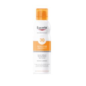 Eucerin Sensitive Protect Sun Spray Transparent Dry Touch SPF 30 200ml