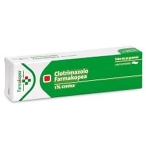 Clotrimazolo Farmakopea Crema 30g 1%