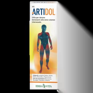 Erba Vita Artidol Gel Funzionalità Articolare 100ml
