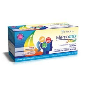 Fitobios Memomix Junior 10 flaconcini da 10 ml