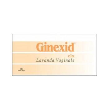 Ginexid Clx Lavanda Vaginale 5 fl 100 ml