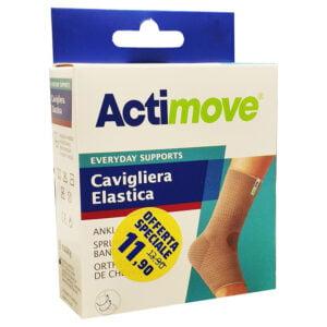 Actimove Everyday Supports Cavigliera Elastica Taglia L (24-27cm)