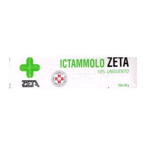 Ictammolo Zeta 10% Unguento 30 g