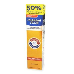 Kukident Plus Doppia Azione 60 g