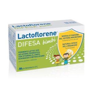 Lactoflorene Difesa Bimbi 10 flaconcini