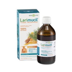 Bios Line Larimucil Sciroppo Tosse Bambini 175ml