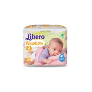 Libero Newborn 2 36pz
