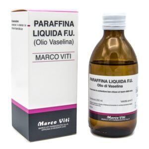 Marco Viti Paraffina Liquida Olio Vaselina 200 ml