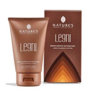 Nature's Legni Crema Soffice da Rasatura 125ml