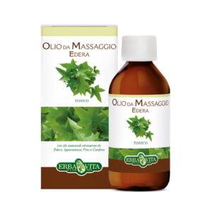 Erba Vita Olio Massaggio Edera Tonico 250ml