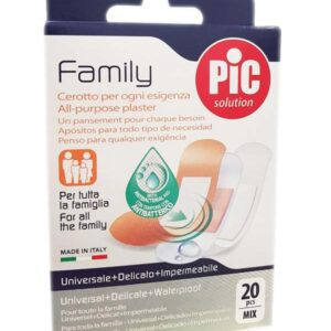 Pic Solution Cerotto Family Mix 20 pz
