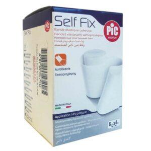 Pic Solution Benda Elastica Self Fix 8cm x 4m