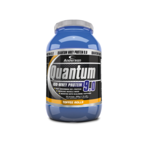 Anderson Quantum 9.0 ISO-WHEY Protein Toffee Rolls 800g