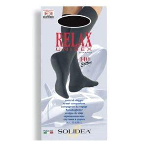 Solidea Modello Relax Unisex 140 Denari Cotton Gambaletto Colore Blu Scuro Tg 2 M