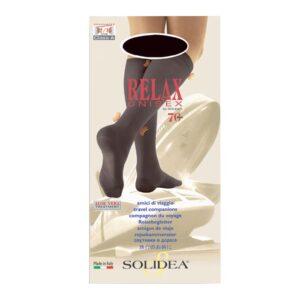 Solidea Modello Relax Unisex 70 Denari Gambaletto Colore Nero Tg 3 L