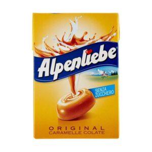 Alpenliebe Original Caramelle Senza Zucchero 49gr
