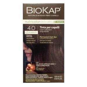 BioKap Nutricolor Delicato Rapid 4.0 Castano Naturale
