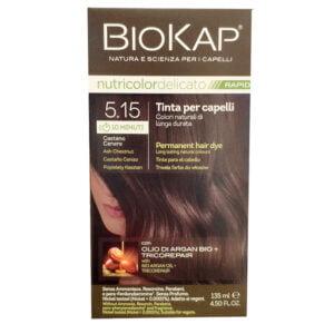 BioKap Nutricolor Delicato Rapid 5.15 Castano Cenere