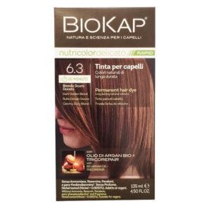 BioKap Nutricolor Delicato Rapid 6.3 Biondo Scuro Dorato